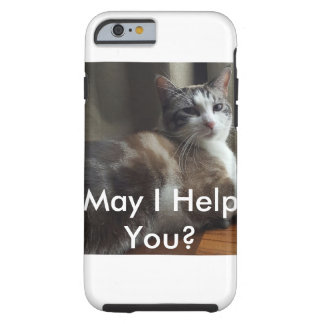 May I Help You Phone Case