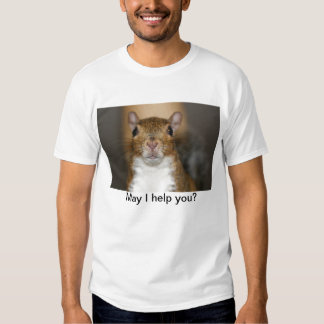 May I help you? T Shirt