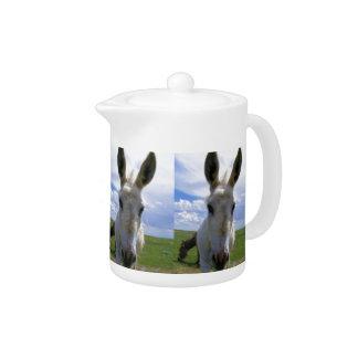 May I Help You Teapot