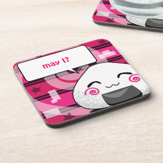 May I offer you a drink? Beverage Coasters
