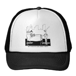 May I See Your Learner's Permit? Trucker Hat