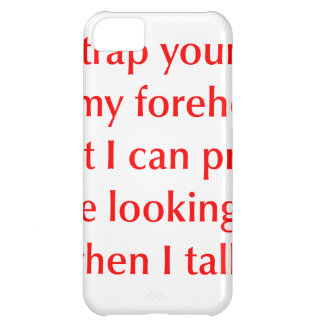 may-I-strap-your-phone-opt-red.png Case For iPhone 5C