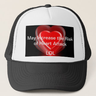 May Increase the Risk of Heart Attack Hat