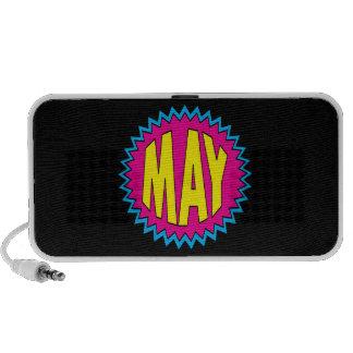 May iPod Speaker