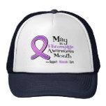 May is Fibromyalgia Awareness Month Trucker Hat