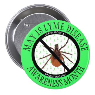 May is Lyme Disease Awareness Month Anti Tick
