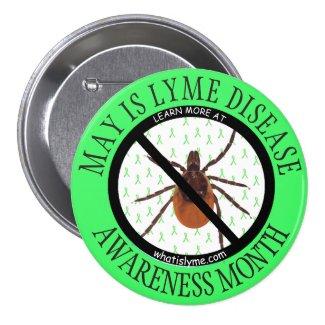 May is Lyme Disease Awareness Month Anti Tick