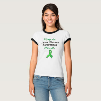 May is Lyme Disease Awareness Month Shirt