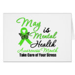 May is Mental Health Awareness Month Cards