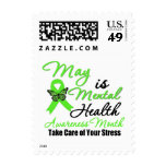 May is Mental Health Awareness Month Postage