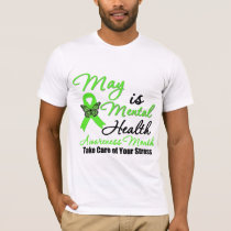 May is Mental Health Awareness Month T-Shirt