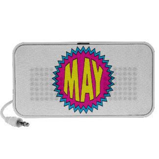 May Laptop Speakers