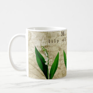 May Lily of the Valley Coffee Mug