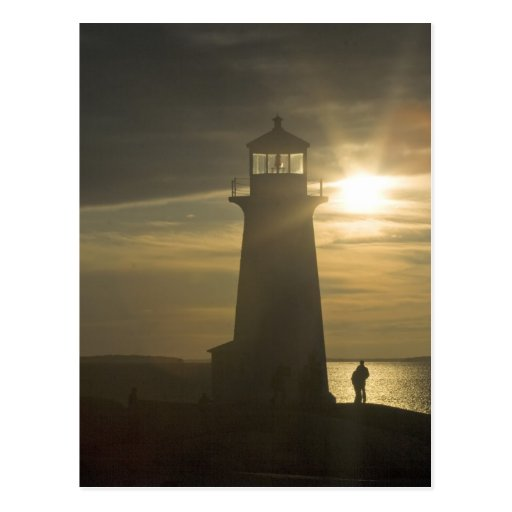 May Love Be The Light.... Postcard