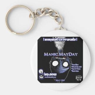 May - Manic MayDay Key Chains