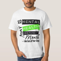 May - Mental Health Awareness Month T-Shirt