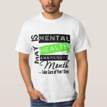 May - Mental Health Awareness Month T-Shirt