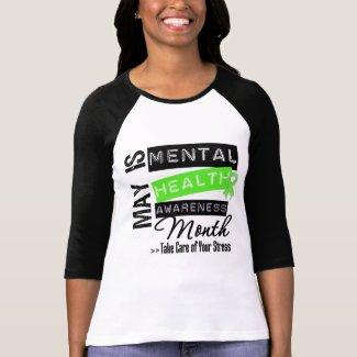 May - Mental Health Awareness Month shirt