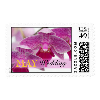 May Orchid Postage