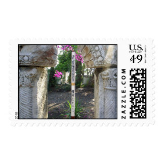 May Peace Prevail on Earth Postage