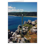 May Peace Prevail on Earth! Stationery Note Card