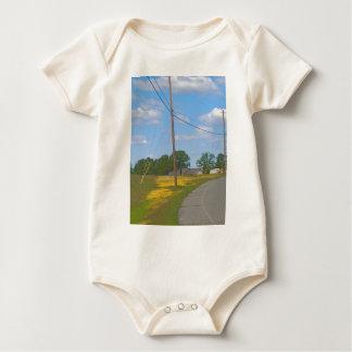 May Pole Baby Bodysuit