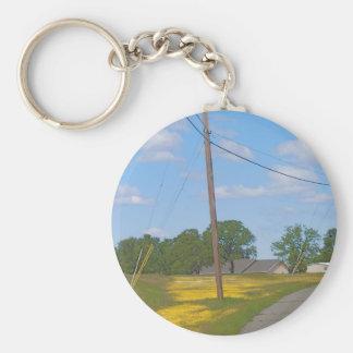 May Pole Keychain