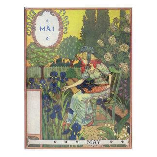 May Postcard