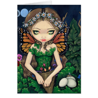 """""""May Queen"""" Greeting Card"""