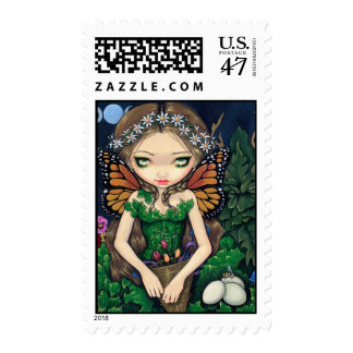 """""""May Queen"""" Stamp"""