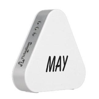 may speaker