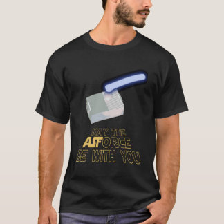 May The ASForce Be With You T-Shirt