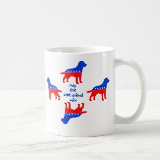 May the best animal...Classic Mug