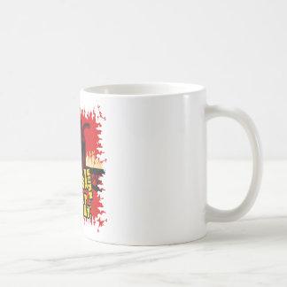 May the Bridges I Burn... Light my Way. Classic White Coffee Mug