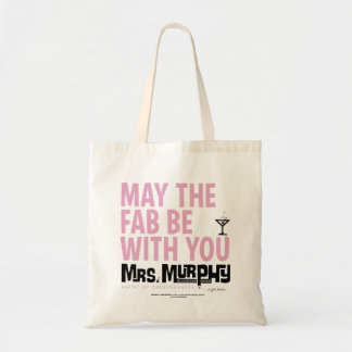 May the FAB ask with you - bag