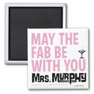 May the FAB ask with you - magnet