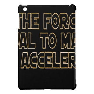 May the Force Be iPad Mini Cover