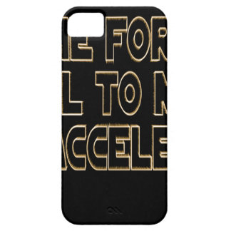 May the Force Be iPhone SE/5/5s Case