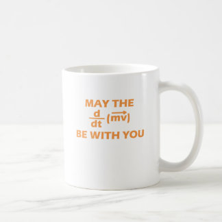 May The Force Be With You Coffee Mug