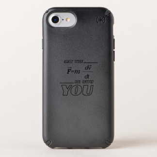 May the Formula Be with You Engineer Funny Physics Speck iPhone Case
