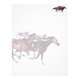 May The Horse Be With You! Letterhead