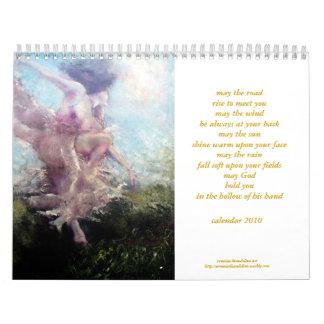 may the road rise...calendar 2010 calendar
