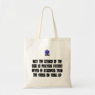 May The Stench Never Be Stronger Than Vicks On Lip Tote Bag