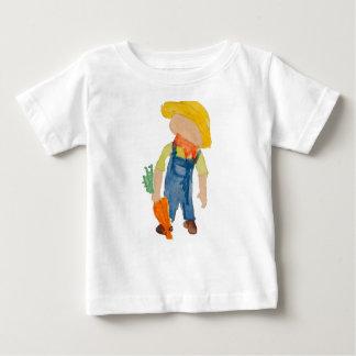 May Toddie Time Spring Planting Farmer Toddler Baby T-Shirt