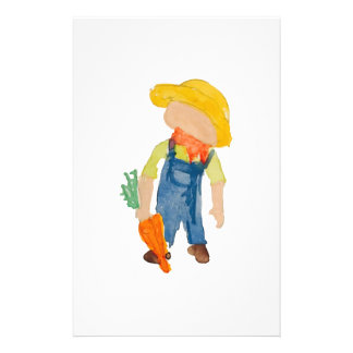 May Toddie Time Spring Planting Farmer Toddler Flyer