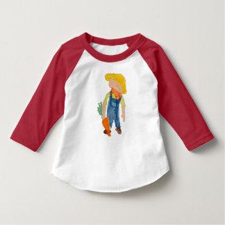 May Toddie Time Spring Planting Farmer Toddler T-Shirt