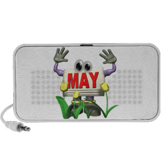 May Travelling Speaker