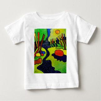 May Waterfalls Baby T-Shirt