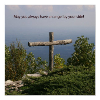 May you always have an angel by your side! poster