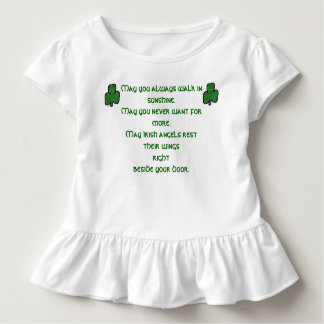 May you always ... toddler t-shirt